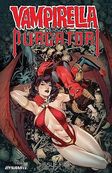Vampirella VS. Purgatori #5