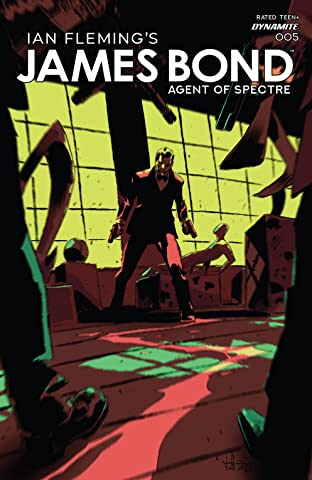 James Bond: Agent of Spectre #5