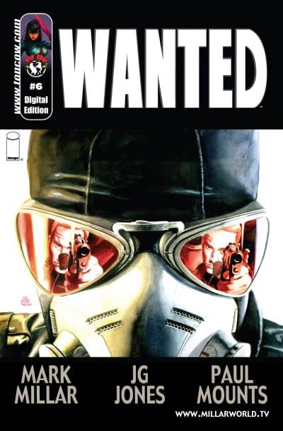Wanted #6 (of 6)
