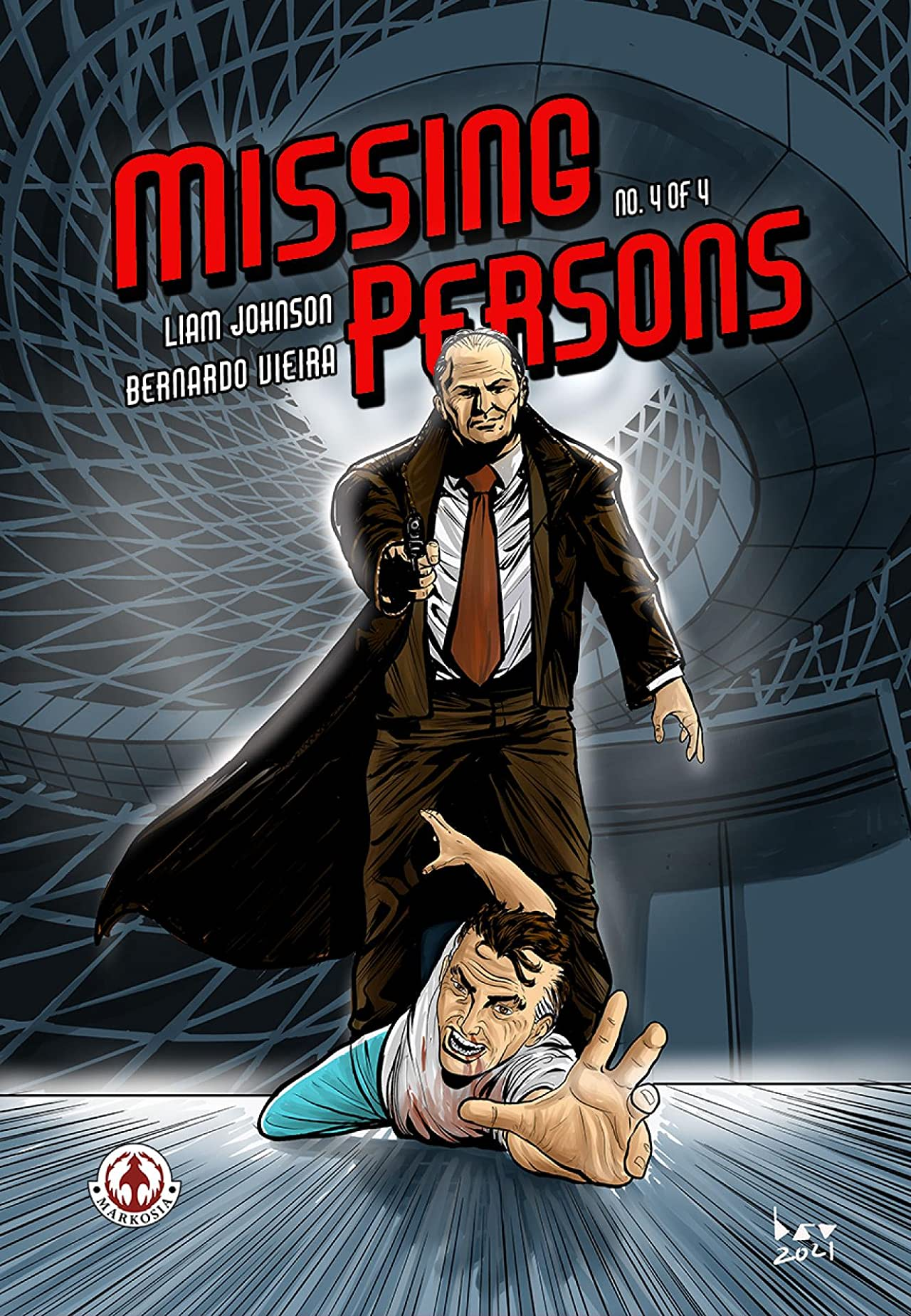 Missing Persons #4