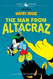 Disney Masters Vol. 17: Mickey Mouse: The Man from Altacraz