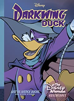Darkwing Duck Tome 1: Just Us Justice Ducks