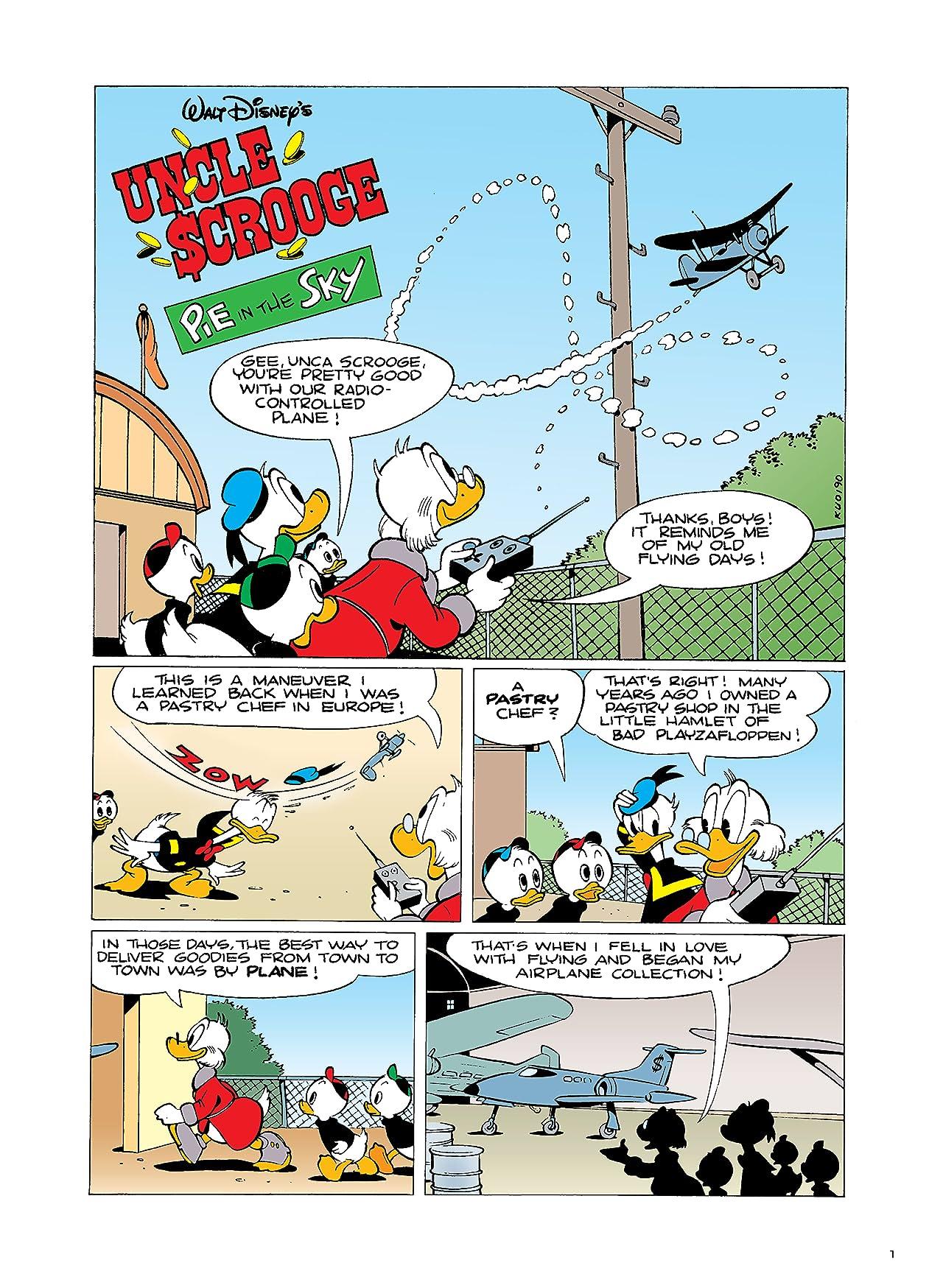 Disney Masters Vol. 18: Donald Duck: Pie in the Sky