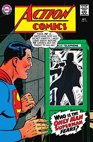 Action Comics (1938-2011) No.355