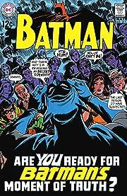 Batman (1940-2011) #211
