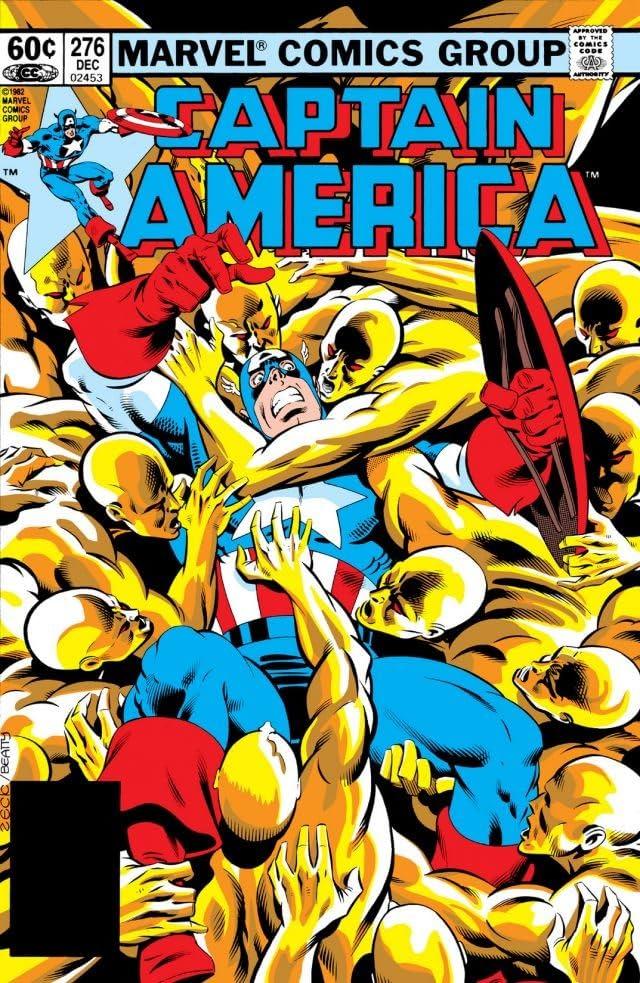 Captain America (1968-1996) #276