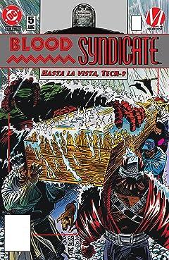 Blood Syndicate (1993-1995) No.5