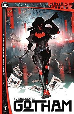 Future State (2021-) #1: Gotham