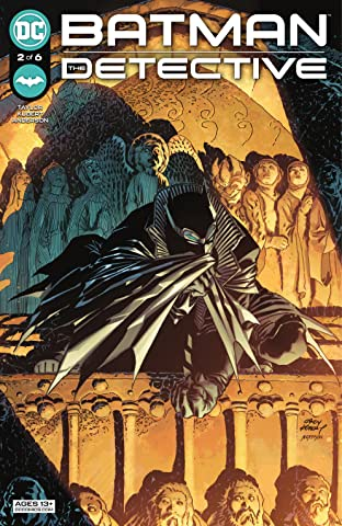 Batman: The Detective (2021-) #2