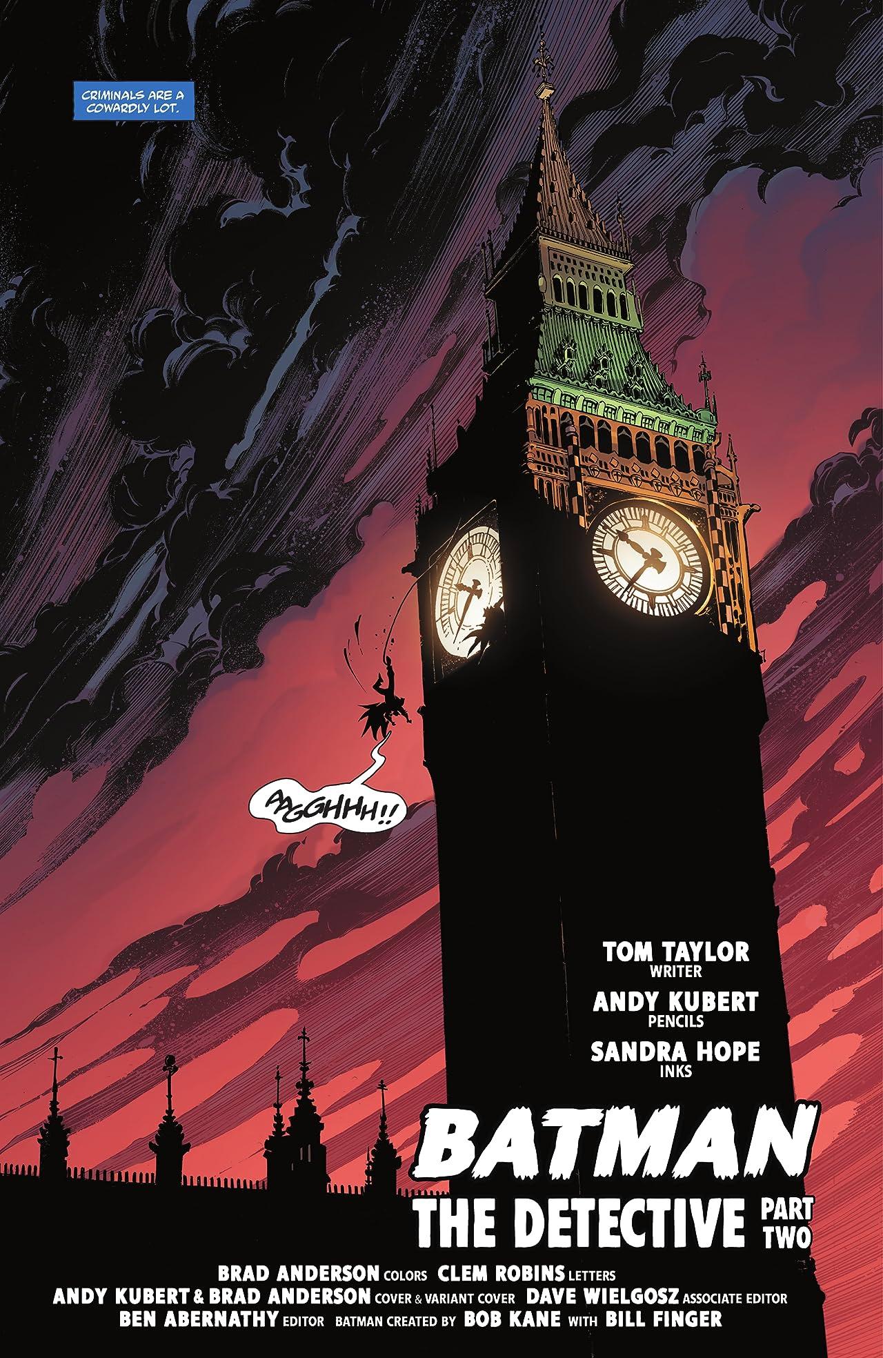 Batman: The Detective (2021-) #2