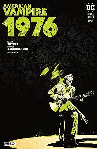 American Vampire 1976 (2020-) No.8