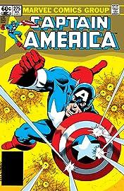 Captain America (1968-1996) #275