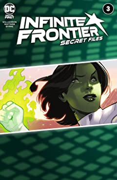Infinite Frontier (2021) #3: Secret Files