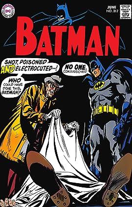 Batman (1940-2011) #212