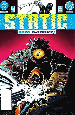 Static (1993-1997) #12