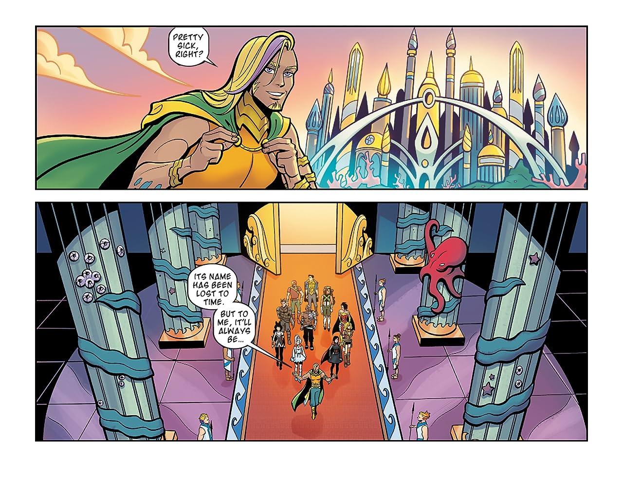 RWBY/Justice League (2021) #10