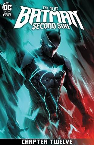 The Next Batman: Second Son (2021-) #12