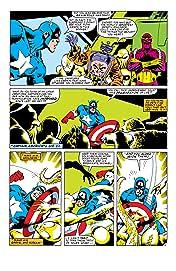 Captain America (1968-1996) #277