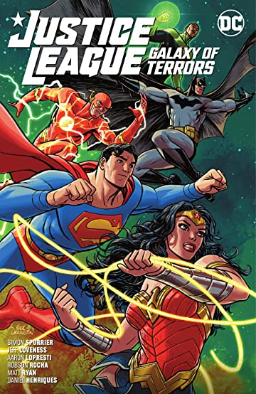 Justice League (2018-): Galaxy of Terrors