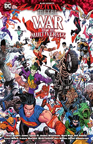 Dark Nights: Death Metal (2020-): War of the Multiverses