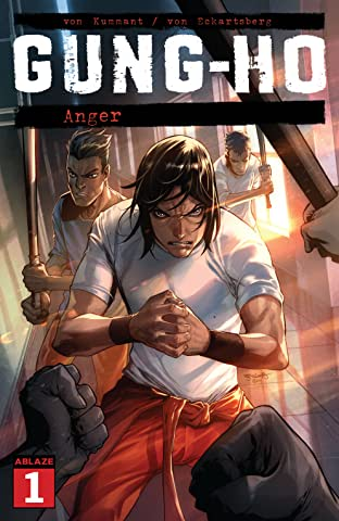 Gung-Ho No.1: Anger