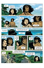 The Cimmerian #2: Iron Shadows in the Moon