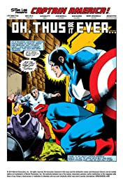 Captain America (1968-1996) #278