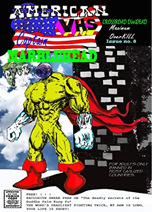 !American VHS - Crossroad DiviDEAD Vol. 8: 'Captain MarbleHead' - The King in Yellow