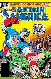 Captain America (1968-1996) #279