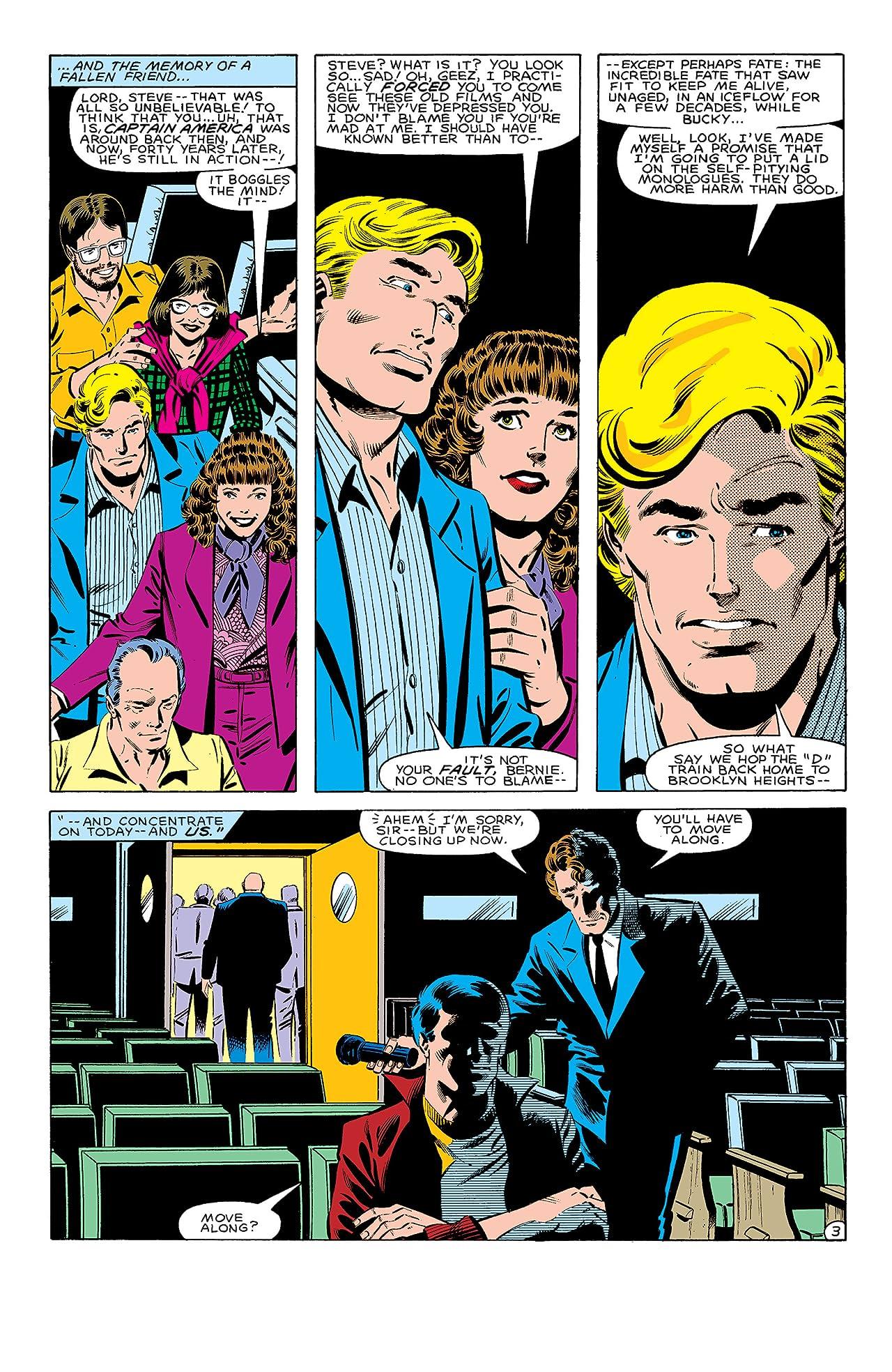 Captain America (1968-1996) #281