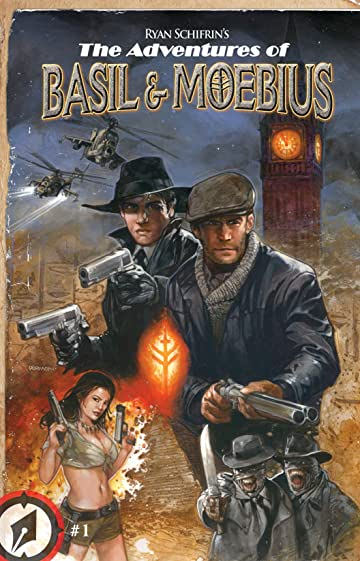 The Adventures of Basil and Moebius: CE 1