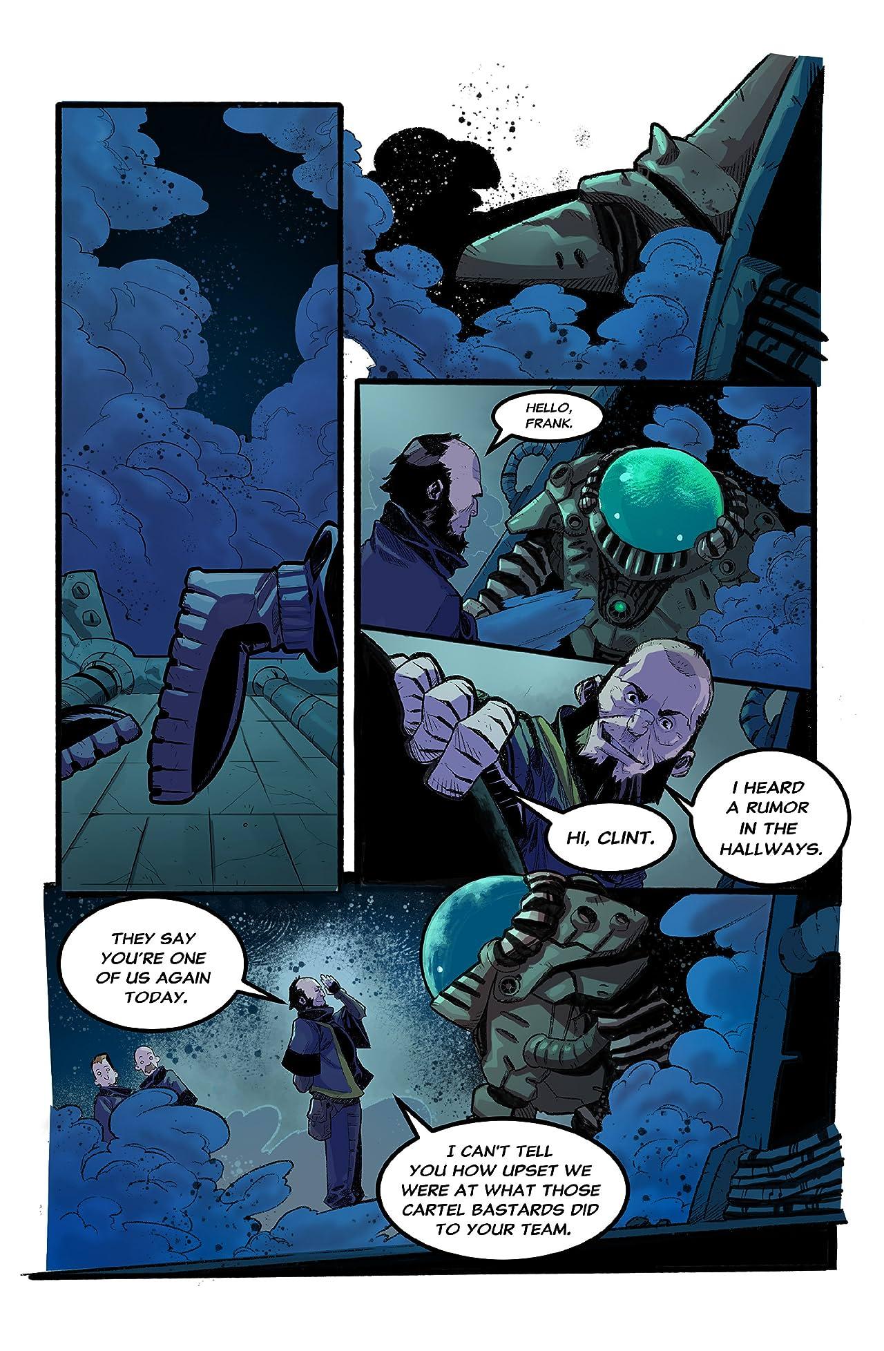 Steambound #2