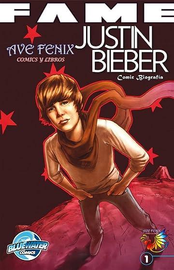 Fame: Justin Bieber: Spanish Edition