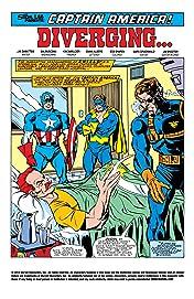 Captain America (1968-1996) #284