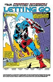 Captain America (1968-1996) #285