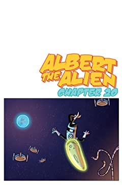 Albert the Alien No.20