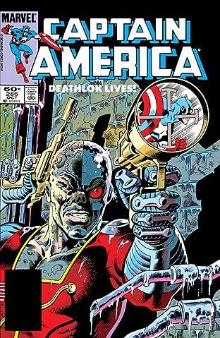 Captain America (1968-1996) #286