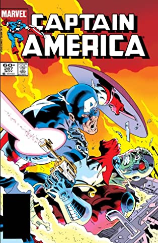 Captain America (1968-1996) #287