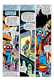 Captain America (1968-1996) #288