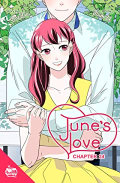 June's Love No.24