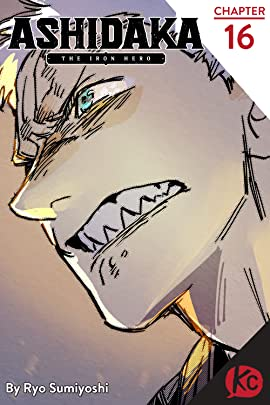 ASHIDAKA -The Iron Hero- #16