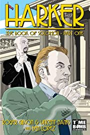 Harker Vol. 1: The Book of Solomon Part 1