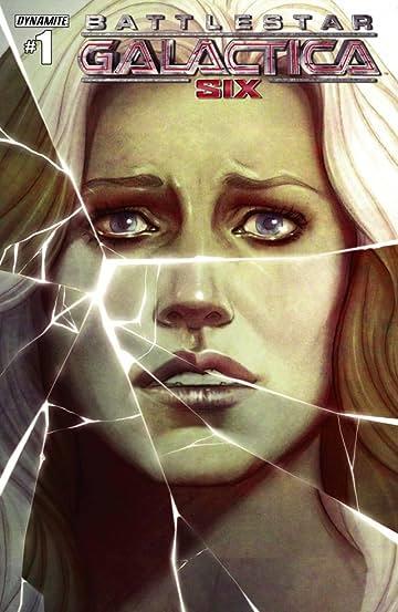 Battlestar Galactica: Six #1 (of 5)