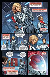 Battlestar Galactica: Six #1 (of 5)