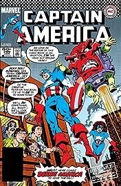 Captain America (1968-1996) #289
