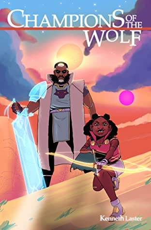 Champions of the Wolf #1