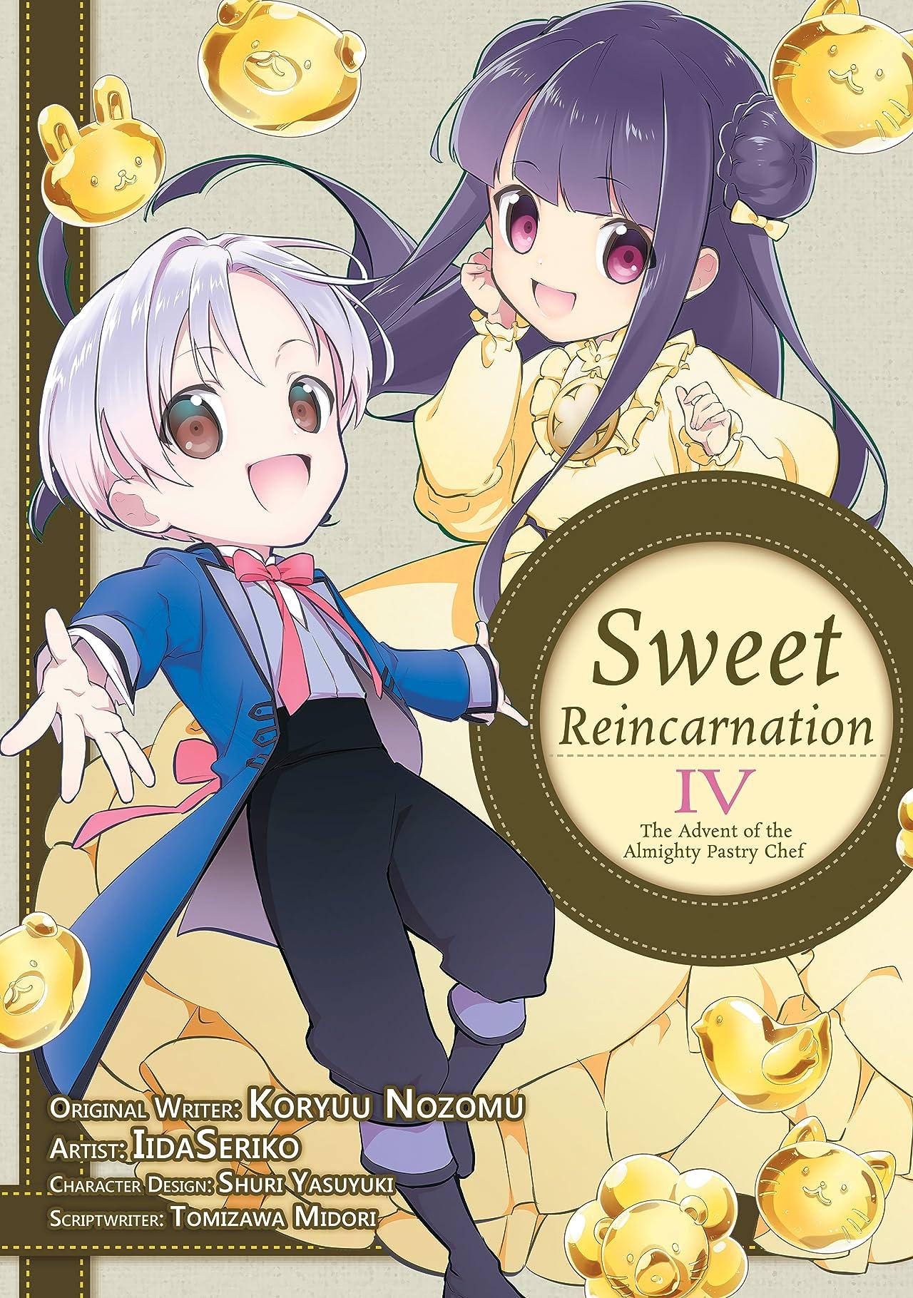 Sweet Reincarnation Vol. 4