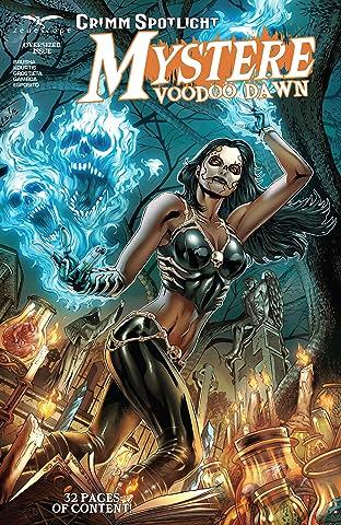 Grimm Spotlight: Mystere Voodoo Dawn #1