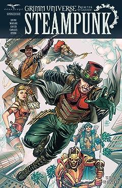 Grimm Universe Presents Quarterly: Steampunk