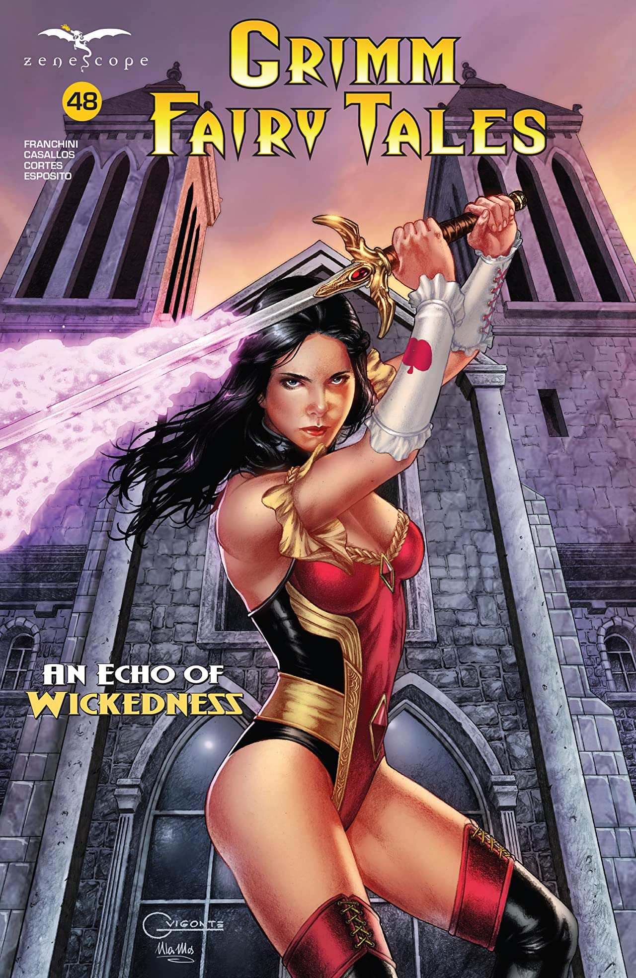 Grimm Fairy Tales #48